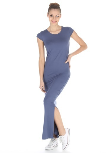 Loox Elbise İndigo